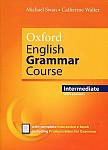 Oxford English Grammar Course Intermediate Book with key and Interactive e-book
