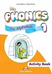 My Phonics 1 The Alphabet Activity Book + Digi Material