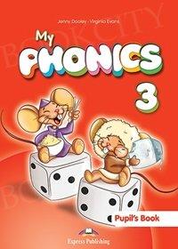 My Phonics 3 Long Vowels Pupil's Book + Digi Material