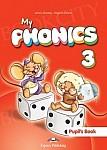 My Phonics 3 Long Vowels podręcznik