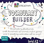 Vocabulary builder Level A2 Karty językowe