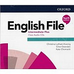 English File Intermediate Plus (4th Edition) Class Audio CDs