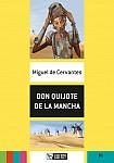 Don Quijote de La Mancha Książka+CD