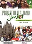 Progetto italiano junior 3 Podręcznik + CD