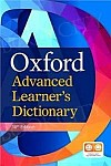 Oxford Advanced Learner's Dictionary, 10th Edition Hardback + with 1 year access to both premium online and app