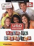 Uso escolar Aula de gramática A2+ Podręcznik + audio online