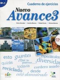 Nuevo Avance 3 Ćwiczenia + CD