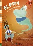 Aladin und die Wunderlampe Książka + audio mp3