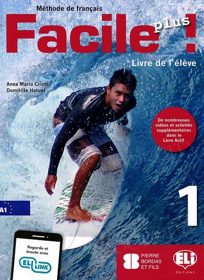 Facile plus ! A1 podręcznik