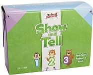 Oxford Show and Tell 1-3 2nd Edition Teacher's Resource Pack