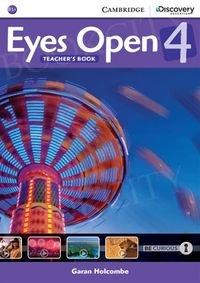 Eyes Open 4 Teacher's Book