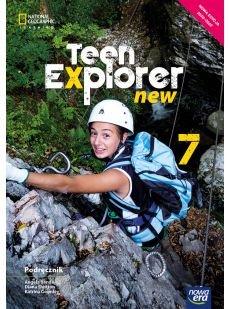 Teen Explorer New klasa 7 podręcznik