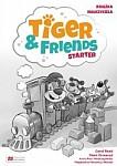 Tiger & Friends Starter Książka nauczyciela + Audio CDs