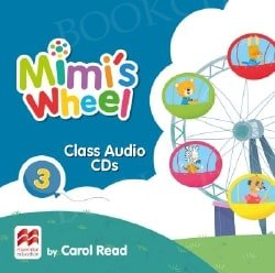 Mimi's Wheel 3 Audio CD