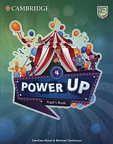 Power Up 4 Pupil's Book