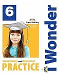 I Wonder 6 Vocabulary and Grammar Practice