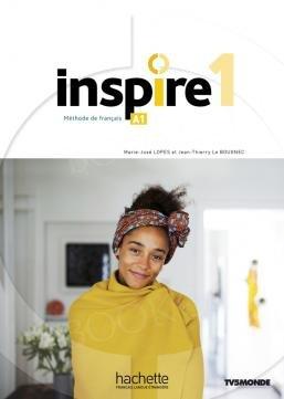 Inspire 1 Podręcznik + DVD-Rom + Parcours digital