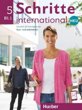 Schritte international neu 5 (B1.1) – wydanie międzynarodowe Kurs- und Arbeitsbuch (+ Audio CD)