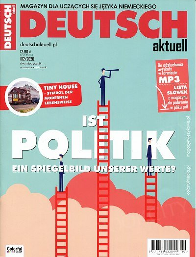 Deutsch aktuell nr 102 - wrzesień - październik 2020