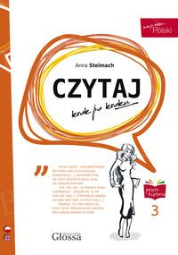 Czytaj krok po kroku 3 Książka + audio online