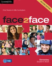 face2face 2nd Edition Elementary Student's Book