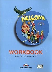 Welcome 1 Workbook