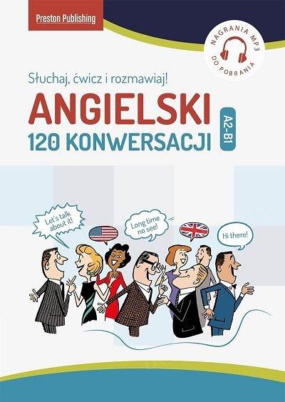 Angielski. 120 konwersacji Książka + audio online