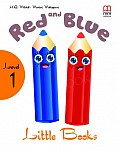 Red and Blue Book with CD