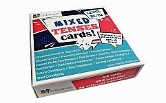 Mixed Tenses Cards! B1/B2