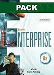 New Enterprise B2 Student's Book + DigiBook (edycja międzynarodowa)