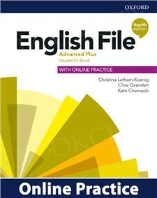 English File Advanced Plus (4th Edition) Student's Book with Online Practice