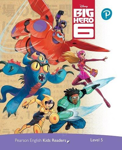 Big Hero 6 Książka