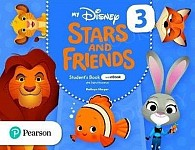 My Disney Stars and Friends 3 Student's Book with eBook & digital resources