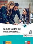 Kompass DaF B2 Kurs- und Übungsbuch mit Audios und Videos