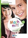 Mach mit! neu 5 (2021) Podręcznik do języka niemieckiego dla klasy 8