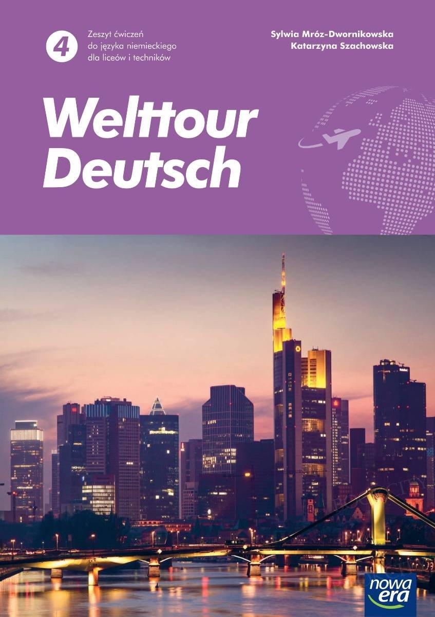 Welttour Deutsch 4 Zeszyt ćwiczeń