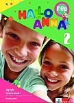 Hallo Anna neu 2 (wersja niemiecka) Podręcznik + CD