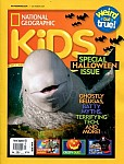 National Geographic Kids October 2021