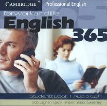 English 365  Level 1 Audio CDs (2)