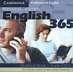 English 365  Level 1 Audio CDs (2)