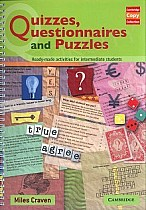 Quizzes, Questionnaires and Puzzles Book