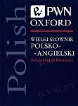 Wielki słownik polsko-angielski PWN-Oxford oprawa twarda