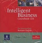 Intelligent Business Pre-Intermediate Class Audio CDs (2)