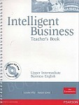 Intelligent Business Upper-Intermediate książka nauczyciela