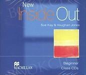 New Inside Out Beginner Class CDs