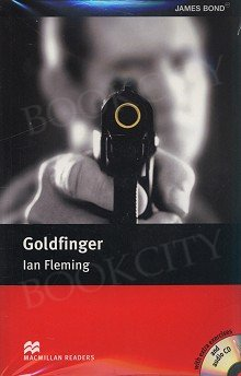 Goldfinger Book and CD