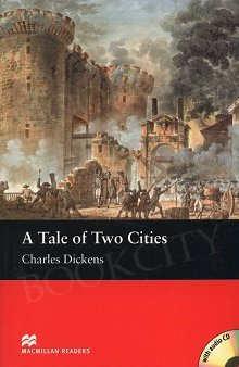 A Tale Of Two Cities Book and CD