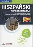 Hiszpański Kurs podstawowy (Książka + 2x Audio CD)