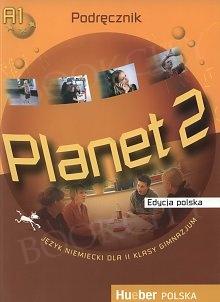 Planet 2 (edycja polska) podręcznik