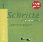 Schritte international 1 2 CDs